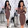 Платье / стрейч-джинс / Украина 50-425