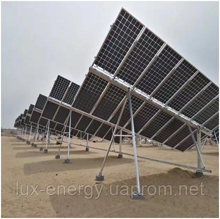 Солнечные трекеры ZRT-10B-3L, фото 2