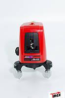 Лазерный уровень нивелир A8827/AK-455 3 линии 3 точки Чехол+ батарейки.