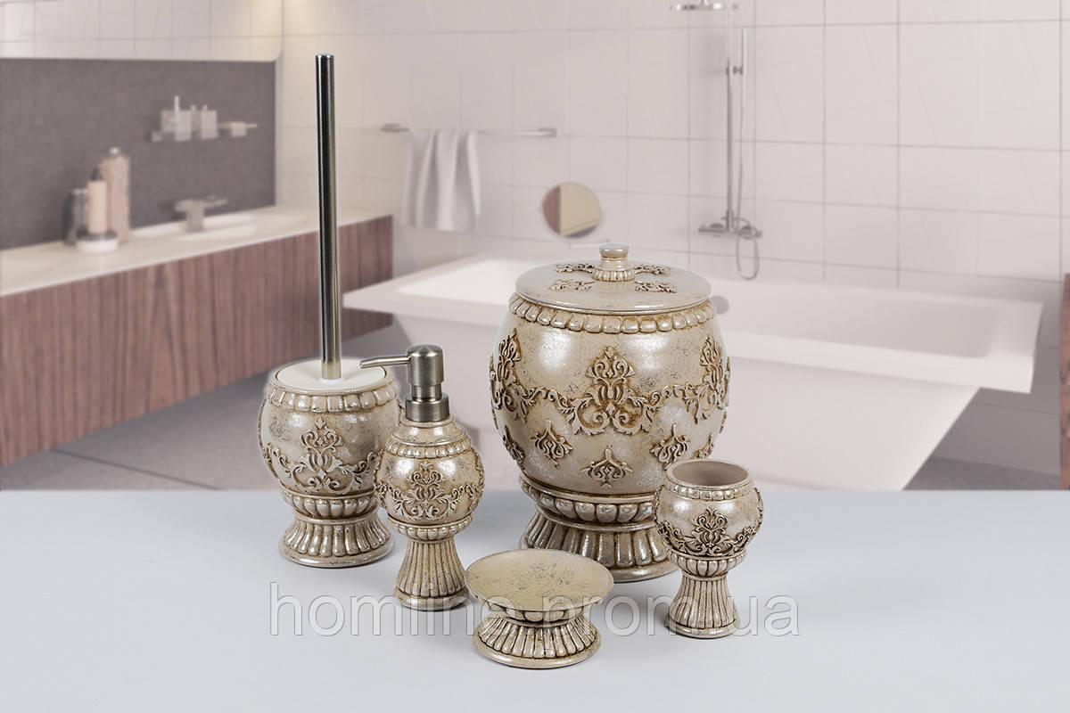 Комплект в ванную Irya Bianca (5 предметов)