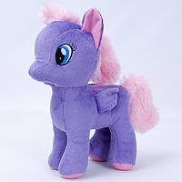 "Пони ""Искорка"" ""My Little Pony"", 003 (4), фиолетовая, 30*15см(00083-5)"