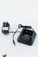Оригинальное зарядное устройство для рации BAOFENG UV-5R (Стакан+Адаптер)