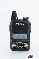 Рация, радиостанция Baofeng BF-T1 Ультракомпактная Частоты: 400 470 МГц.