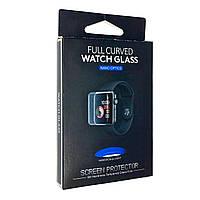 Защитное стекло DK UV Curved для Apple Watch 38mm (clear)