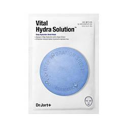 Зволожуюча маска для обличчя з екстрактом морських водоростей Dr.Jart Dermask Water Jet Vital Hydra Solution
