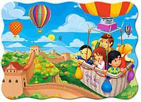Пазлы для детей Воздушный шар на 30 элементов Сastorland