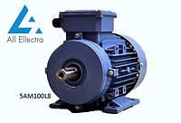 Электродвигатель 5АМ100L8 1,5 кВт 750 об/мин, 380/660В