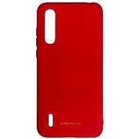 Чехол-накладка Silicone Hana Molan Cano для Xiaomi Mi 9 Lite (Mi CC9) (red)