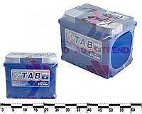 Аккумулятор 66Ah 12V EN620 Polar Blue 242x175x190mm R (TAB). TPB66-0