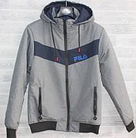 """Куртка демисезонная мужская L&K размеры 48-56 """"CAMBRIDGE"""" купить недорого от прямого поставщика"""