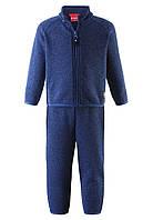 Флисовый комплект для мальчика Reima Tahto 516476-6760. Размеры 80 - 98., фото 1