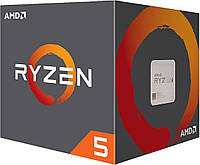 Процессор AMD Ryzen 5 2600 3.4GHz sAM4 Box (YD2600BBAFBOX)