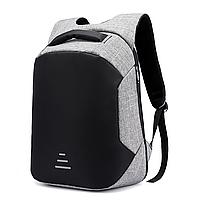Рюкзак анти-вор Zupo Crafts ZC-05 серый