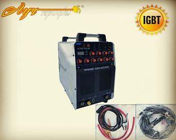 Аргонодуговая сварка Луч-профи WSME-250 AC/DC
