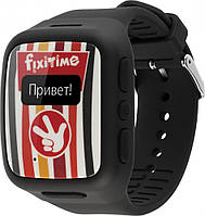 Детские умные часы Smart-Baby-Watch FIXITIME Black FT-101B