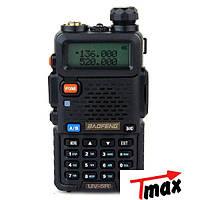 Рация, радиостанция Baofeng UV-5R с FM радио и фонариком.