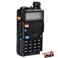 Рация, радиостанция BAOFENG UV-5R UP 8 Вт. + ГАРНИТУРА!