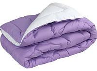 """Одеяло  Руно™ особо теплое Шерсть""""52ШУ Сиреневый"""" 172х205см в микрофибре, фото 1"""