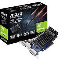 Видеокарта Asus GeForce GT 730 2Gb DDR3 Silent Low Profile (GT730-SL-2G-BRK-V2)