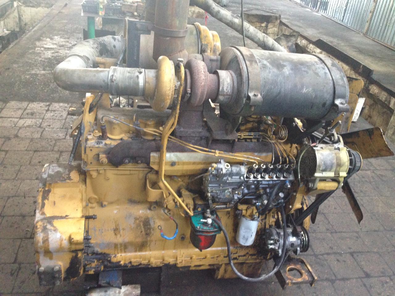 Ремонт двигателя C6121 c китайского погрузчика Chang Gong 956, Foton 958, 968, TOTA, SDLG, XCMG ZL50
