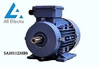 Электродвигатель 5АМ112МВ8 3 кВт 750 об/мин, 380/660В