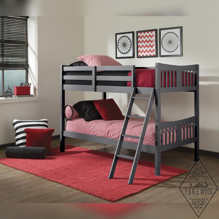 """Двоярусне ліжко """"Зерон"""""""