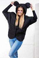 Куртка женская демисезонная осенняя плащевка 42-46 размеров