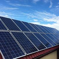 Автономная солнечная электростанция 6квт. Основное и резервное снабжение электроэнергией. с.Носовка Черниговской области