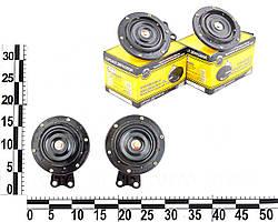 Сигнал звуковой ВАЗ 2101-2107, 09, ЛуАЗ (низ.+ выс. тон) комплект (Китай). 2106-3721020-01