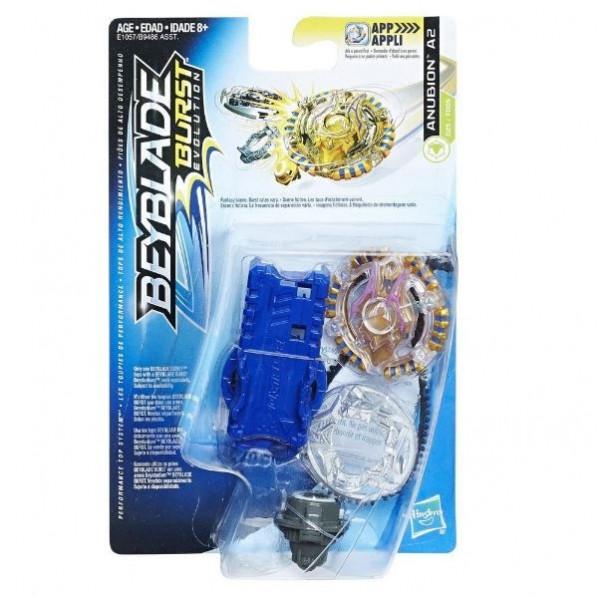 Волчок с пусковым устройством Hasbro Beyblade Anubion A2