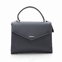 Женская сумка 7399 черная (кожзам)