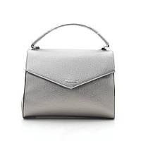 Женская сумка 7399 бронза (кожзам)