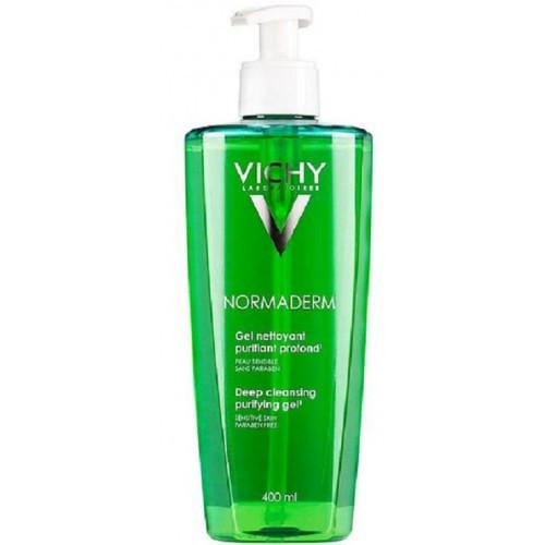 Гель для глубокого очищения кожи Normaderm Deep Cleansing Purifying Gel Vichy