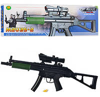 Детский Штурмовой автомат с игрушечной оптикой M2035-2