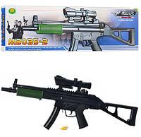 Штурмовой автомат с игрушечной оптикой M2035-2