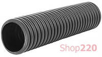 Труба гофрированная двустенная 40 мм, бухта 50м, e.kor.tube.black.40.32 Enext