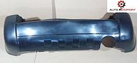 Бампер задний (один выхлоп) Tucson 2003-2013 (JM)
