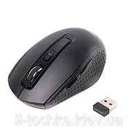 Мышь Maxxter Mr-335 беспроводная, USB, черная