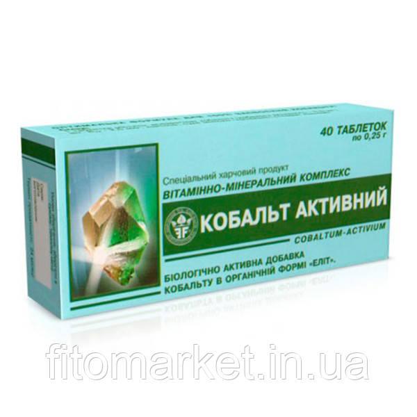Кобальт активный № 40 таблетки