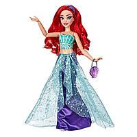 Кукла Ариель Принцесса Диснея Стаил Серия 29 см Disney Style Series Ariel Hasbro E8397