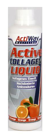 ActiWay Active Collagen Liquid 500ml, фото 1