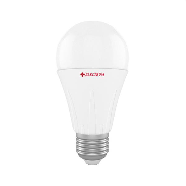 Лампа светодиодная A65 12W E27 4000К 1200 Lm ELECTRUM