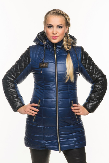 Склад 2. Зимние женские куртки