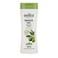 Гель для душа ТМ Мелиса Органик/Melica Organic с экстрактом оливы 250мл