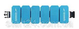 Пояс для аквааэробики SPEEDO 8069160309 (EVA, нейлон, синий)