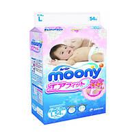 Підгузники для дітей ТМ Муні / Moony розмір L (9-14 кг) №54