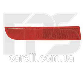 Фонарь задний для Mitsubishi Lancer X '07- левый (FPS) в бампере