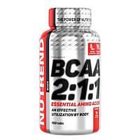 Аминокислоты BCAA 2:1:1 ТМ Нутренд / Nutrend капсулы №150