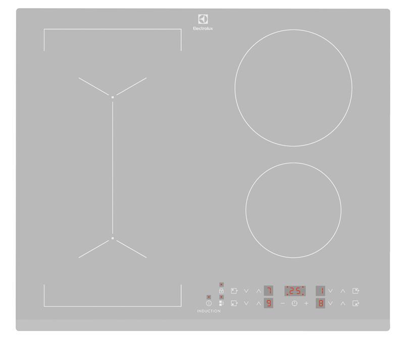 Варильна поверхня Electrolux IPE6443SF