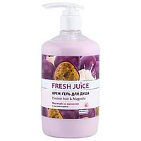 Fresh Juice крем-гель для душа Маракуйя и Магнолия 750 мл